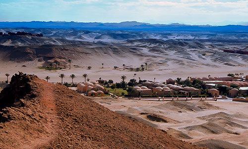 Каменные пустыни