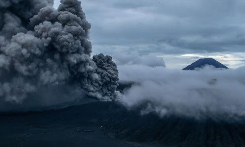 К вулкану Бромо