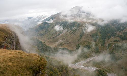 Военно-Грузинская красота