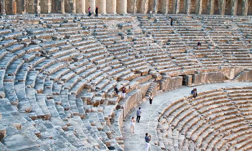 Греко-Римские руины