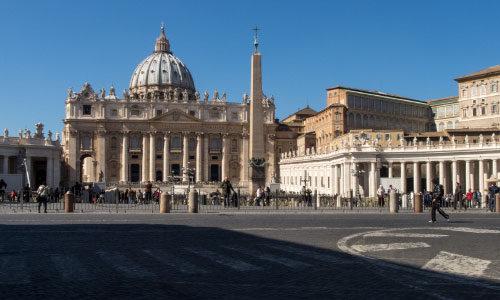 Все улицы ведут в Ватикан