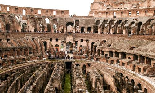 Древний современный Рим