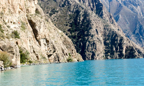 Поксундо lake