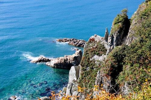Терней. Берег Японского моря