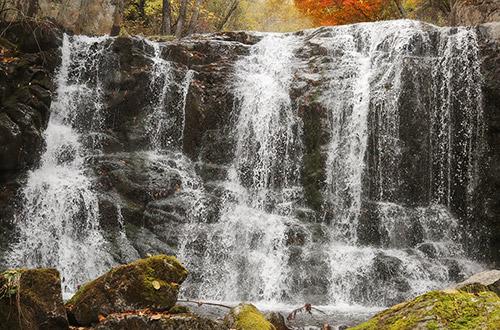 Таёжные водопады