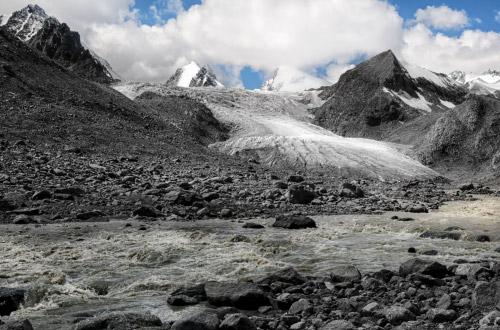 Ледник Софийский