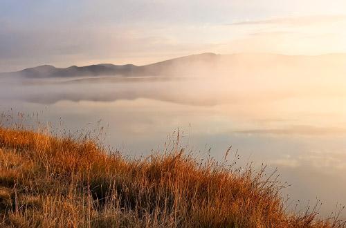 Укок. Озеро Гусиное